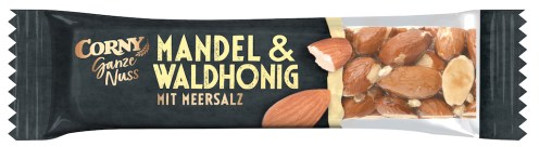 Corny Ganze Nuss: Mandel & Waldhonig