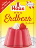 Ed Haas Pudding Erdbeer