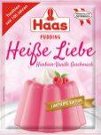 Ed Haas Pudding Heisse Liebe Himbeere-Vanille