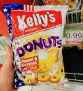 Kelly's Donuts Peanut&Caramel süß-salzig