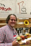 Andrew Fordyce ist Chef von Masande Ltd das Peri Peri Sauce herstellt