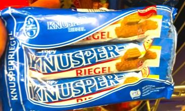 Crispy Knusper-Riegel Schweiz