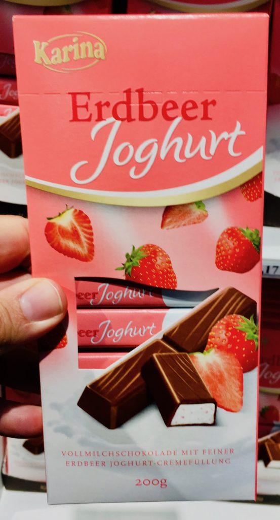 Karina Erdbeer Joghurt 200 Gramm Alprose