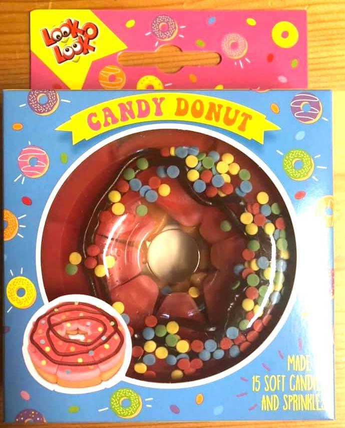 Look-O-Look Candy Donut Fruchtgummi