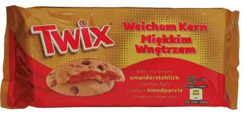 Mars Twix-Kekse