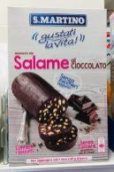 S. Martino Salame al cioccolato Backmischung Italien 2019