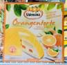 Valensina Orangentorte 1000G Tiefgefroren