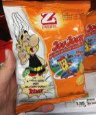 Zweifel Chips Paprika mit Überraschung JovJoux Asterix-Motiv