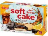Griesson Softcake mit Cola-Zitronen-Gelee.