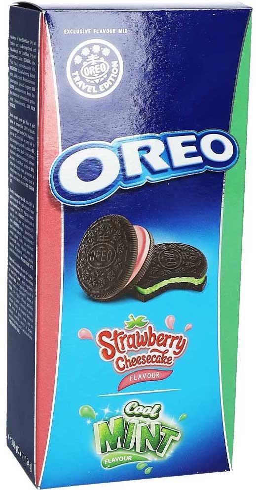 oreo-travel-edition-strawberry-cheesecake Mint-308g