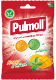 Pulmoll Duo Mango-Minze Kaubonbon
