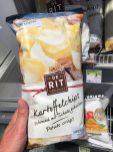 De Rit Organics Kartoffelchips mit Schale Meersalz