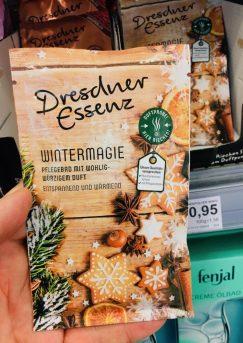Dresdner Essenz Wintermagie Pflegebad mit wohlig-würzigem Duft