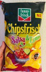 Internsack Funnyfrisch Chipsfrisch Salsa&Lime ProFachhandel 2019