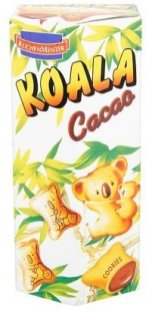 Kuchenmeister Koala Cacao alte Packung.
