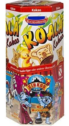 Kuchenmeister Koala Kakao Zirkus