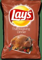 Lay's Thanksgiving Dinner