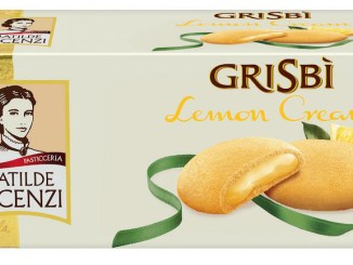 Matilde Vicenzi Grisbi Lemon Cream 150 Gramm