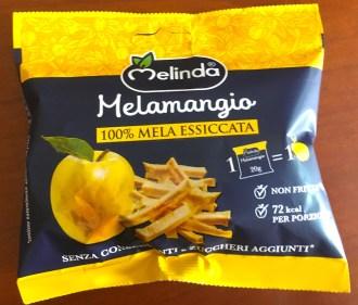 Melinda Melamangio Apfelchips