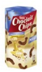 Nestlé Choclait Chips Banana Choc Edition