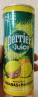 Perrier+Juice Ananas+Mango