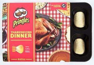 Pringles Thanksgiving Dinner Tray