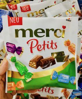 Storck Merci Petits Crunch Collection ProFachhandel 2019