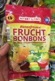 Spende bei Kauf - Sweetland Bienenfreunde Fruchtbonbons 110 Gramm