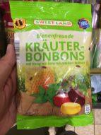 Sweetland Bienenfreunde Kräuter-Bonbons 110 Gramm mit Honig von österreichischen Imkern