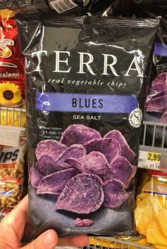 Terra Blus Sea Salt Chips