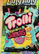 Trolli Sour Brite Llamas 120 Gramm USA