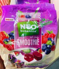 UNICONF Neo Botanica Smoothie Soft Candy Pink mit Blaubeeren ProFachhandel 2019