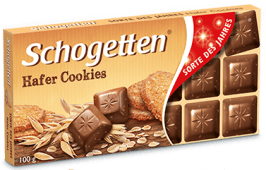 Schogetten Hafer Cookies