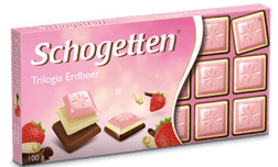 Schogetten Trilogia Erdbeere