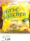Alnatura Hirsebälchen Erdnuss Glutenfrei