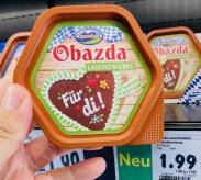 Alpenhain Obazda Lauchzwiebel Wiesn Edition Oktoberfest