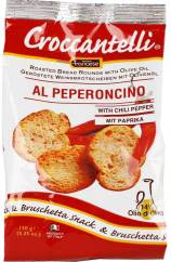 Croccantelli al peperoncino Brotchips 150g