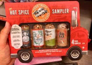 Food Truck Foodie Finds Gewürztruck scharfe Gewürze