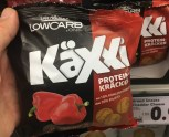 Käxxi Protein Kräcker Lowcarb 10% Kohlenhydrate 39% Eiweiß