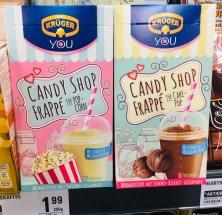 Krüger You Candy Shop Frappé Typ Popcorn + Cakepop