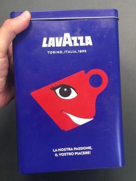 Lavazza Torino Italia 1895