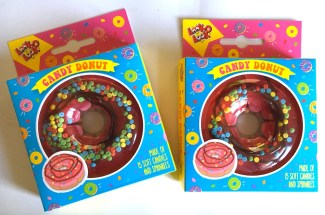 Look-O-Look Candy Donut