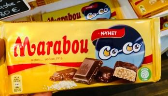 Marabou Co-Co Schokoladentafel