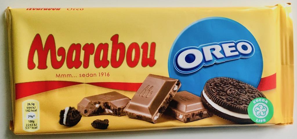 Marabou Tafelschokolade Oreo