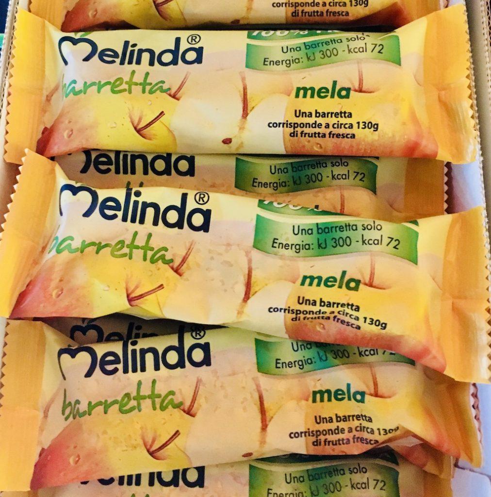 Melinda baretta mela Apfelsnack Riegel
