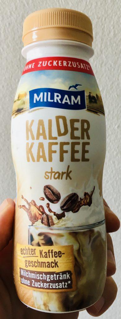 Milram Kalder Kaffee stark Cold brew ohne Zucker