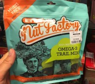 New York Nut Factory Multipack 5 Bags Omega-3-Trail Mix Nussmischung