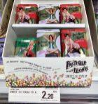 Pastiglie Leone Sweet Italia Pastillen-Dosen mit Frauenmotiven Cannella Miste Dissetanti