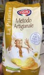 Pata Snack Metodo Artiginale -30% Fett 150 Gramm Italien