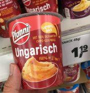 Pfanni Kartoffelsnack Ungarisch